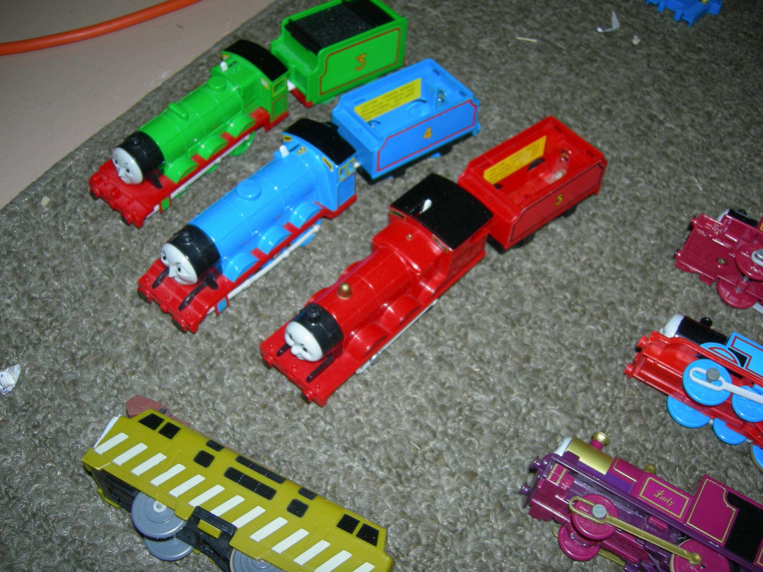 Thomas The Tank Engine Tomy Toys 63